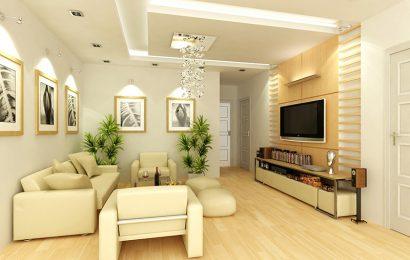 Bày trí nội thất cho phòng khách