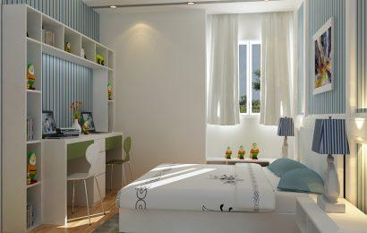 5 cách bố trí nội thất phòng ngủ cho vợ chồng thêm hạnh phúc