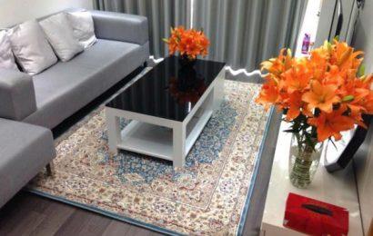 Bí quyết chọn thảm trải sàn cho phong khách thêm ấn tượng