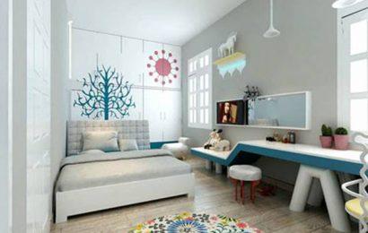 Thiết kế nhà đẹp và sang chảnh cho người độc thân