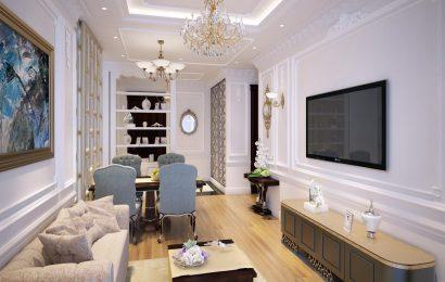 Chiêm ngưỡng nội thất căn hộ chung cư Iris Garden