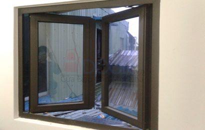 Tổng hợp các mẫu cửa sổ nhôm đem lại sự thông thoáng cho không gian lắp đặt