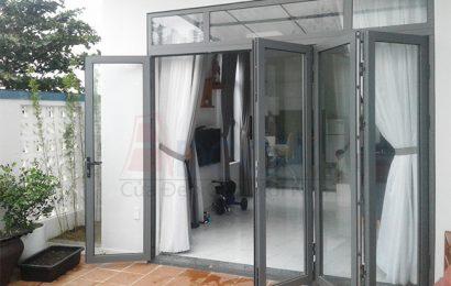 Cửa nhôm tại Quảng Bình – cửa phòng ngủ có giá bao nhiêu?