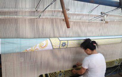 Thảm dệt tay – chất lượng hoàn hảo đến từ sự tỷ mỷ
