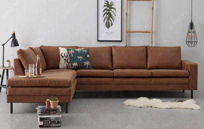 Sofa phòng khách – mẫu ghế đang rất được yêu thích trong thời gian gần đây