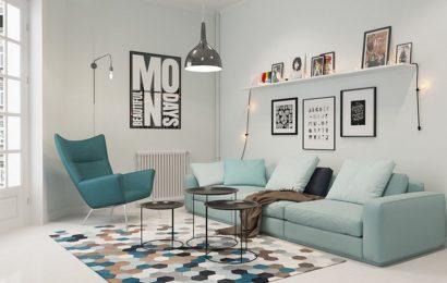 12 mẫu phòng khách cho ngôi nhà tương lai của bạn