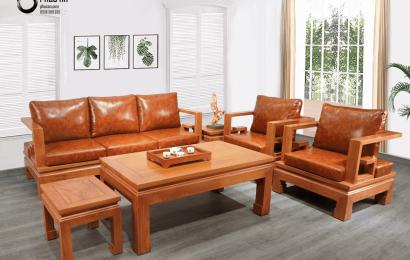 Chia sẻ kinh nghiệm chọn lựa những bộ ghế gỗ sofa phòng khách ưng ý