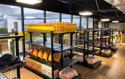 Những mẫu kệ siêu thị hot nhất hiện nay