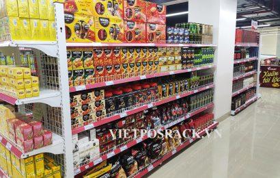 Những lưu ý khi lựa chọn kệ siêu thị?