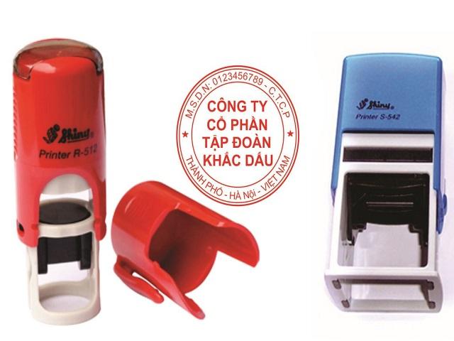 Khắc dấu tròn không cần giấy tờ – dịch vụ cung ứng không có tại Dấu Ấn Việt