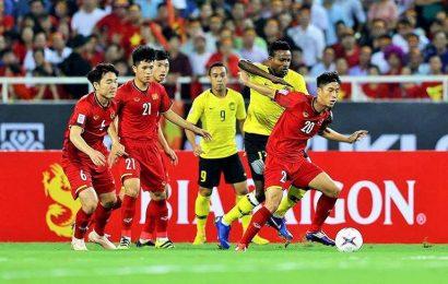 Việt Nam gặp khó khăn khi đối đầu với Malaysia trong trận đấu ngày 31/3