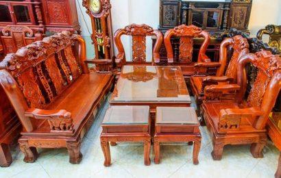 Nên chọn nội thất gỗ cho gia đình như thế nào