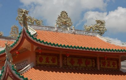 Những nét đặc trưng độc đáo trong kiến trúc mái chùa Việt Nam