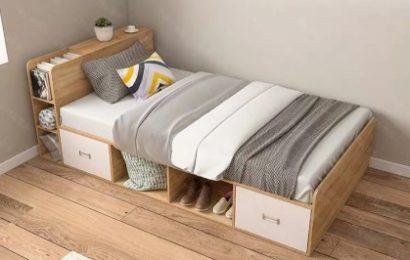 Một số thông tin cơ bản về giường hộp gỗ