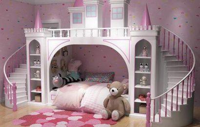 Hình ảnh các sản phẩm giường trẻ em đẹp hiện đại nhất