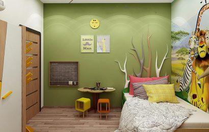 Tìm hiểu về một số chất liệu sản xuất giường trẻ em đẹp