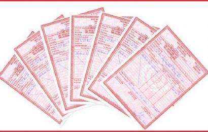 Mức xử phạt đối với chữ ký trên hóa đơn giá trị gia tăng sai quy định