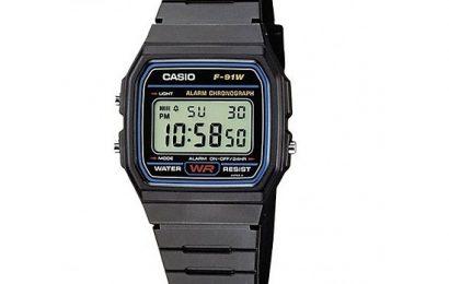 Bỏ túi một số thông tin về đồng hồ trẻ em Casio