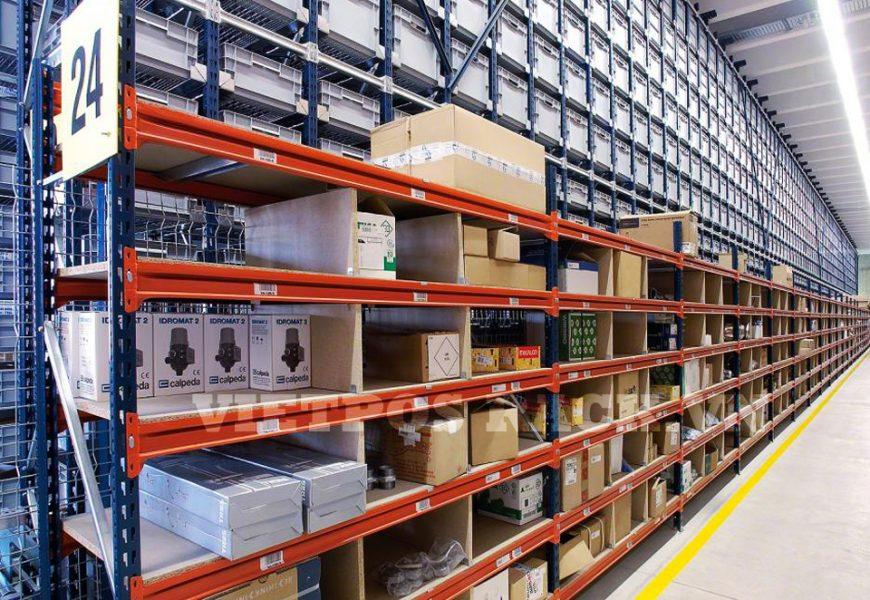 Phân loại giá kệ trung tải kho hàng tại Quảng Ngãi