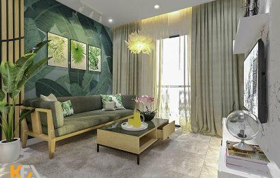 Ý tưởng thiết kế nội thất chung cư nhỏ năm 2021