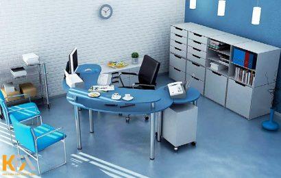 Chiêm ngưỡng những mẫu thiết kế nội thất văn phòng có diện tích hẹp