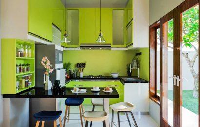 [Hỏi đáp] Hướng dẫn chọn màu sơn phòng bếp hợp phong thủy mới nhất 2021