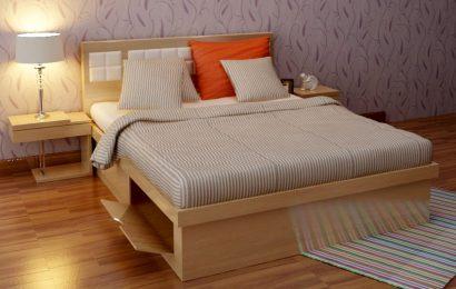 Giường ngủ làm bằng gỗ tần bì có tốt không?